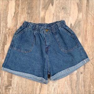 Super cute mom shorts